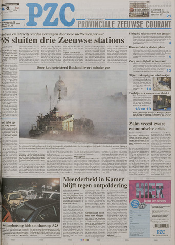 Provinciale Zeeuwse Courant 2006-01-19
