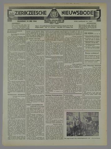 Zierikzeesche Nieuwsbode 1941-05-19