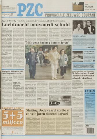 Provinciale Zeeuwse Courant 1996-10-04