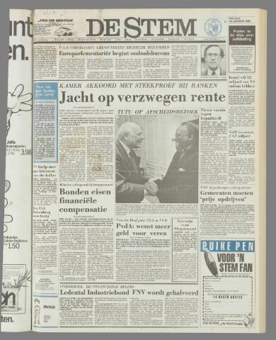 de Stem 1985-01-25