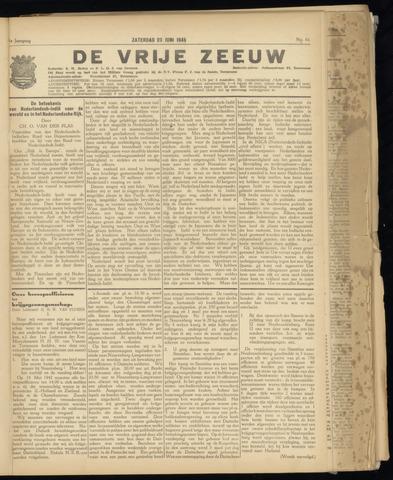 de Vrije Zeeuw 1945-06-23