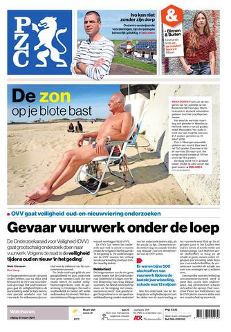Provinciale Zeeuwse Courant 2017-03-31