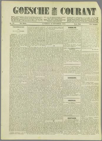 Goessche Courant 1932-11-26