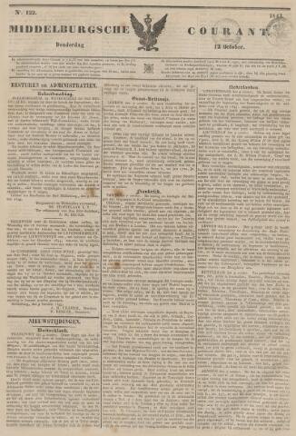 Middelburgsche Courant 1843-10-12
