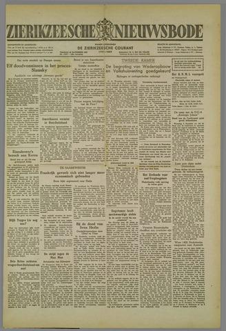 Zierikzeesche Nieuwsbode 1952-11-28