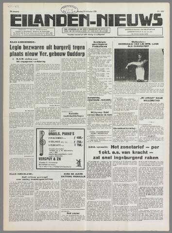 Eilanden-nieuws. Christelijk streekblad op gereformeerde grondslag 1979-09-25