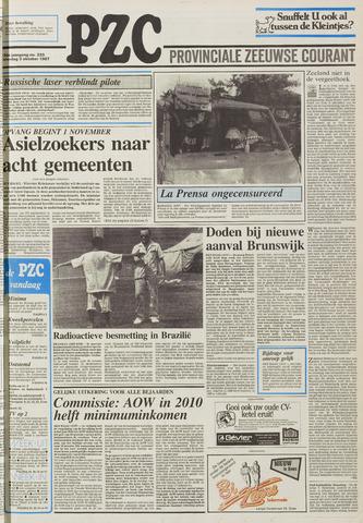 Provinciale Zeeuwse Courant 1987-10-03