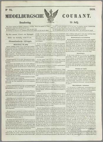 Middelburgsche Courant 1859-07-14