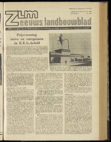 Zeeuwsch landbouwblad ... ZLM land- en tuinbouwblad 1962-08-03
