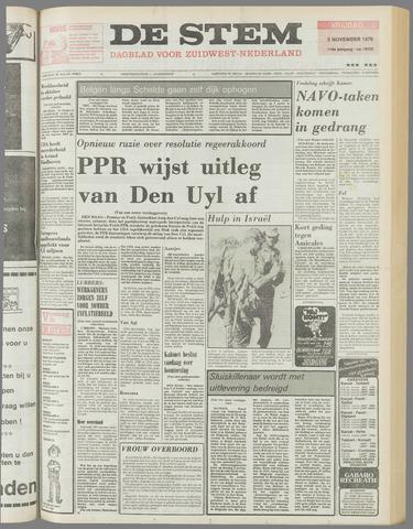 de Stem 1976-11-05