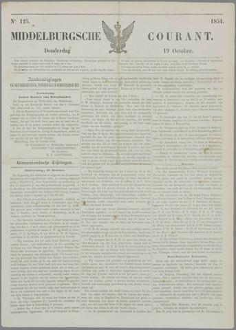 Middelburgsche Courant 1854-10-19