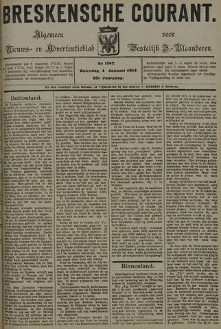 Breskensche Courant 1913-01-04