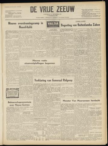 de Vrije Zeeuw 1951-11-21
