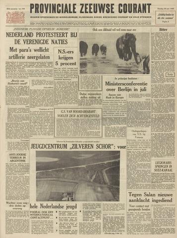 Provinciale Zeeuwse Courant 1962-06-26