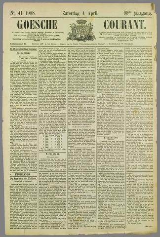 Goessche Courant 1908-04-04