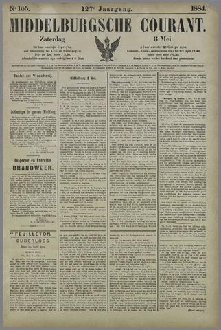 Middelburgsche Courant 1884-05-03