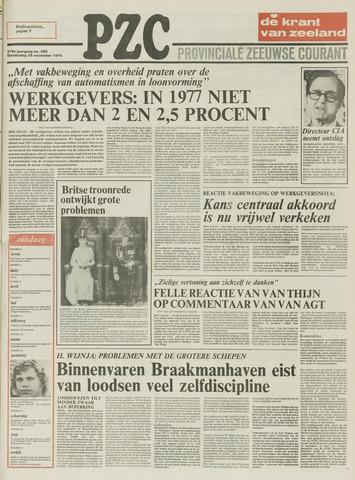 Provinciale Zeeuwse Courant 1976-11-25