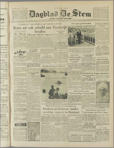 de Stem 1953-07-04