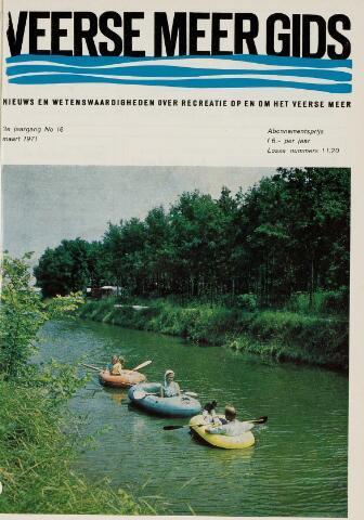 Zeeland Magazine / Veerse Meer Gids 1971-03-01