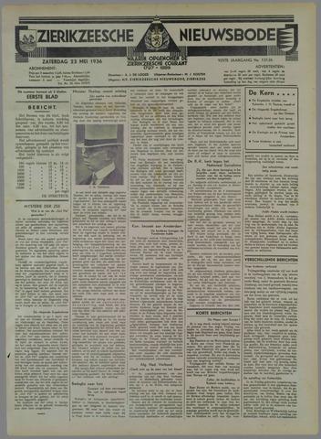 Zierikzeesche Nieuwsbode 1936-05-23