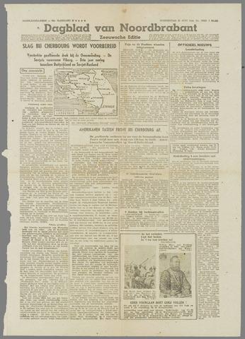 de Stem 1944-06-22