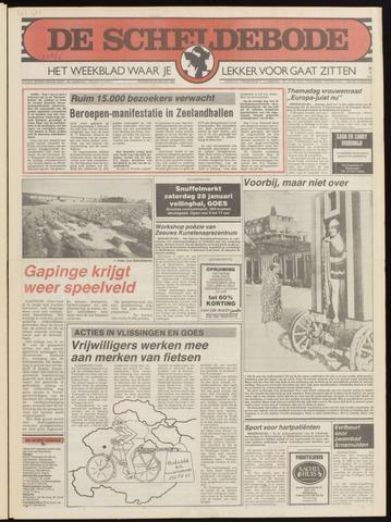 Scheldebode 1984-01-25