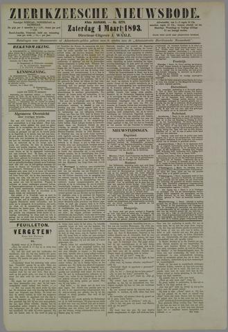 Zierikzeesche Nieuwsbode 1893-03-04