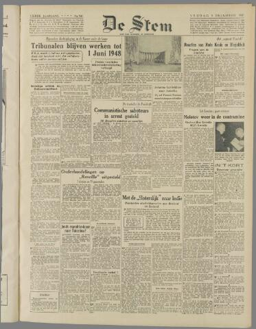 de Stem 1947-12-05