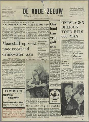 de Vrije Zeeuw 1971-11-19