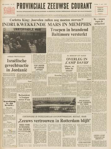 Provinciale Zeeuwse Courant 1968-04-09