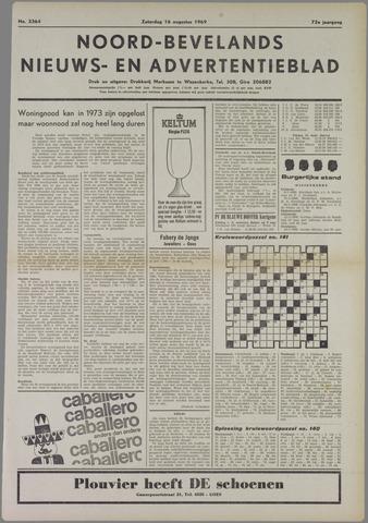 Noord-Bevelands Nieuws- en advertentieblad 1969-08-16