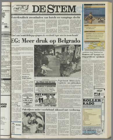 de Stem 1991-08-03