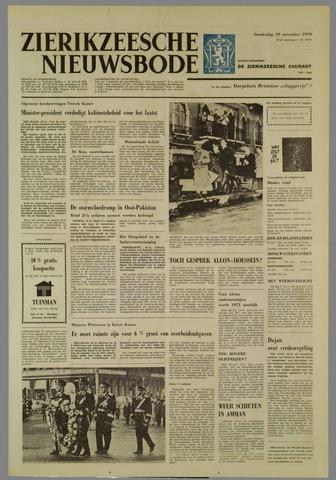 Zierikzeesche Nieuwsbode 1970-11-19