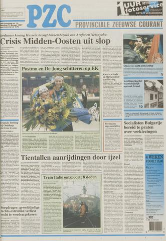 Provinciale Zeeuwse Courant 1997-01-13