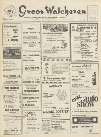 Groot Walcheren 1971-03-25