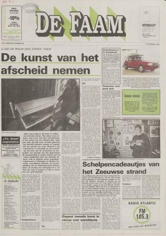 de Faam en de Faam/de Vlissinger 1992-12-09