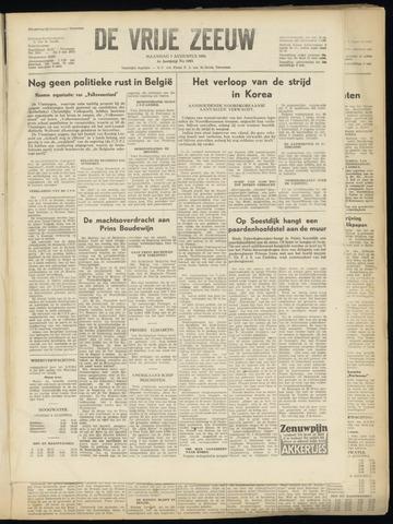 de Vrije Zeeuw 1950-08-07