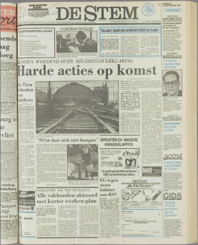 de Stem 1982-11-23