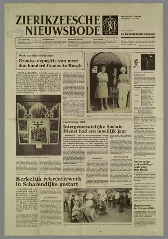 Zierikzeesche Nieuwsbode 1984-07-17