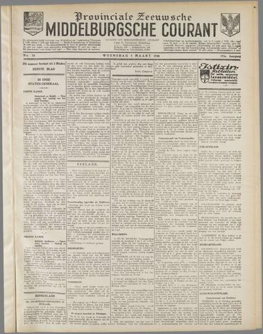 Middelburgsche Courant 1930-03-05
