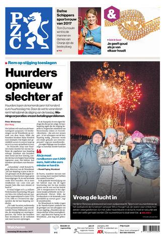 Provinciale Zeeuwse Courant 2017-12-20