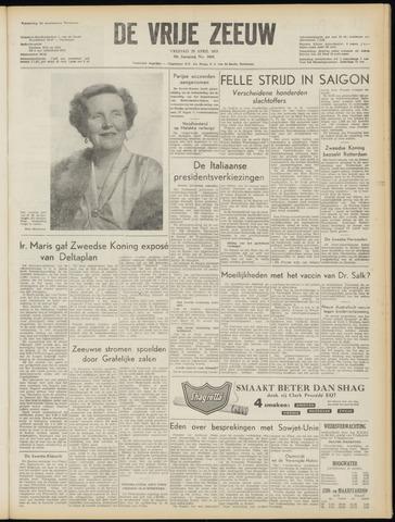 de Vrije Zeeuw 1955-04-29