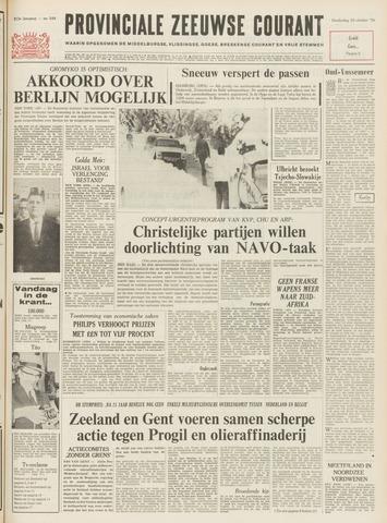 Provinciale Zeeuwse Courant 1970-10-22