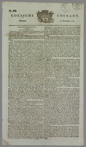 Goessche Courant 1833-11-18