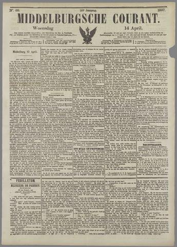 Middelburgsche Courant 1897-04-14