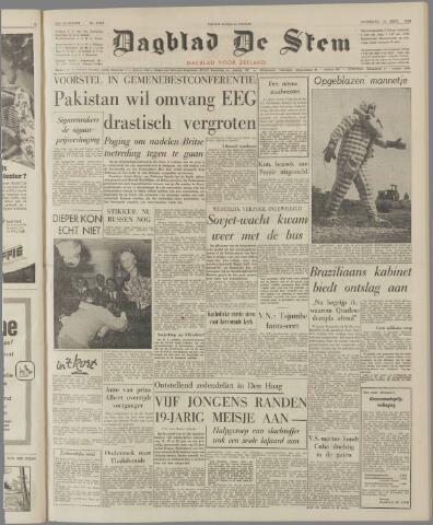 de Stem 1962-09-15
