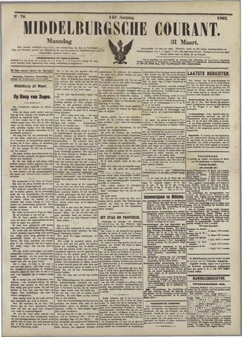 Middelburgsche Courant 1902-03-31