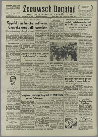 Zeeuwsch Dagblad 1957-02-16