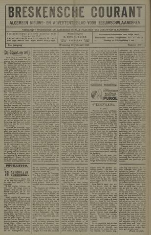 Breskensche Courant 1925-02-25
