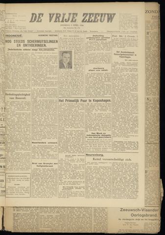 de Vrije Zeeuw 1946-04-09